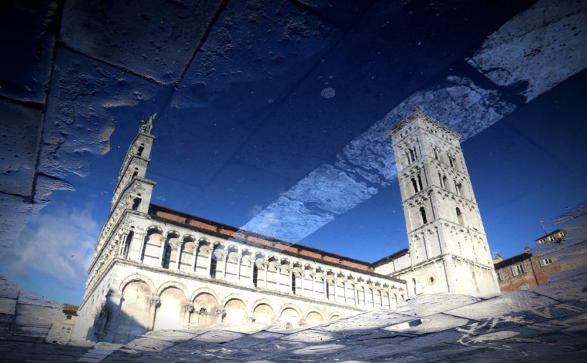 Your first glance at Lucca
