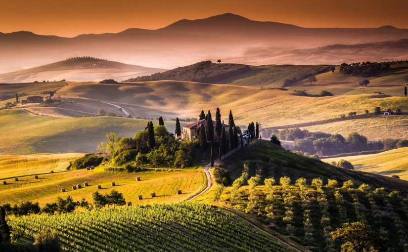 Tour leader service in Tuscany