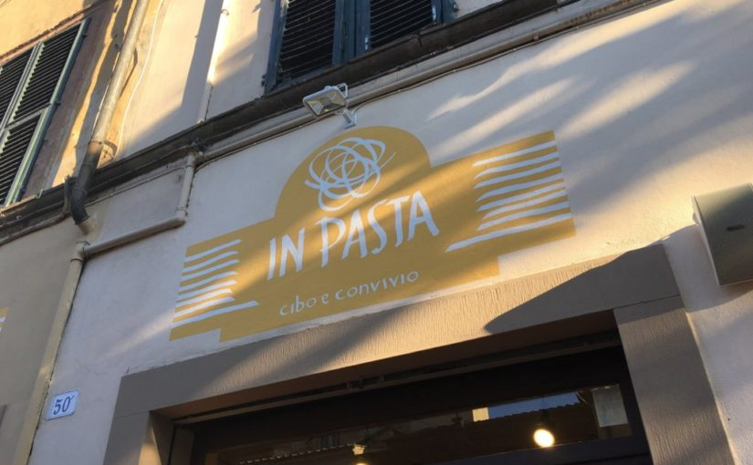 Ballerina, Ravioli and Tagliatelle: let's make Pasta!