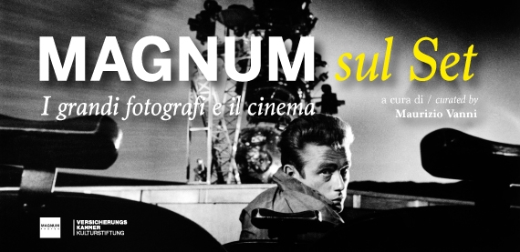 Magnum on the set. Great Photographers and Cinema