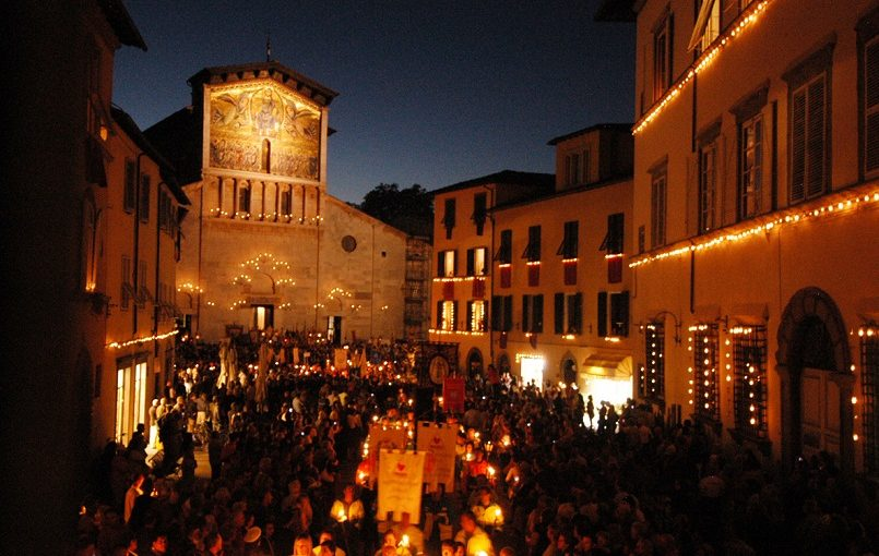 10 Things you should do for Settembre Lucchese 2016