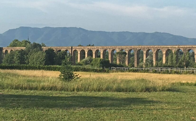 Nottolini's aqueduct: facts and figures